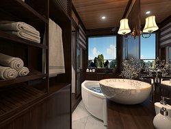 La Regina Royal bathroom