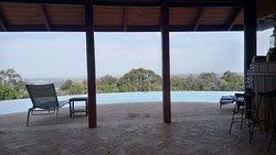 Mountain resort, Gold Coast Hinterland. Luxury to some degree.