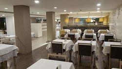more restaurant seating