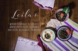 Leila's Authentic Lebanese Cuisine