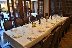 Private Room - Diner for 16 people