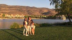 Laguna de Chicureo precioso lugar!!