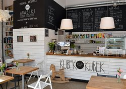 Kubek w Kubek Cafe