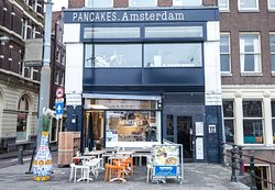 PANCAKES Amsterdam Centraal