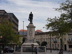 A Praça da Batalha