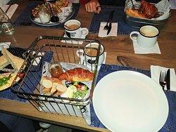 Desayunos de altura!