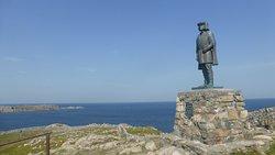 John-Cabot-Statue am Cape Boavista, Neufundland