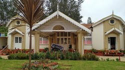 Budget hotel at Ooty.