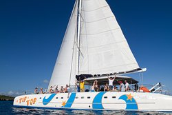 Tip Top Catamaran