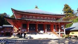 Enryakuji Temple Amida Do
