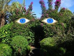 André Heller's ANIMA Garden