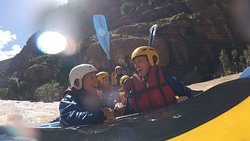 Berber Rafting Adventures Morocco - Family Rafting Halfday Trip