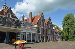 Cheese Market Edam