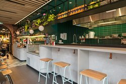 Cumbia Bar - Kitchen