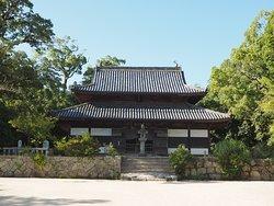 観世音寺(清水山)
