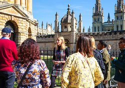 Footprints Tours Oxford