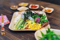 Japanese Summer Noodles Salad