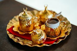Turkish Coffee Ceremony in Istanbul