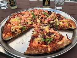 Bonnie and Clydes Pizzeria Horsham