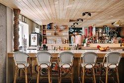 Grab a seat at the bar