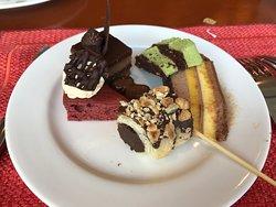Shangri-La Hotel Restaurant -Yi Cafe