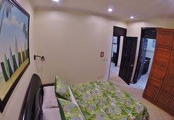 First Floor Oceanfront Unit at Surf Inn Hermosa - Master Bedroom