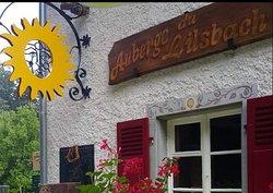 Auberge du Lilsbach chambre d'hôte