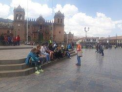 Wild free walking tours cusco lovers!!