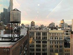 Magnífico hotel en New York