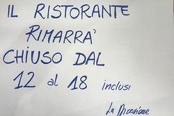 Ristorante Tar- Tufo