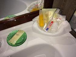 Сервировка ванной