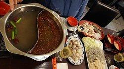 Yummy hot pot