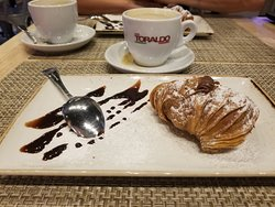 Nutella Pastry!
