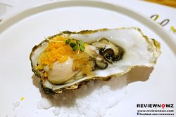 Oysters Manhattan