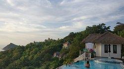Schönes Hotel mit sehr nettem Personal und atemberaubenden Ausblick!