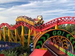 Disney Early Morning Magic - Toy Story Land