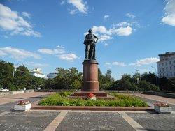 Statue of Aleksandr Suvorov