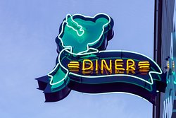 Mint And Liberty Modern Diner