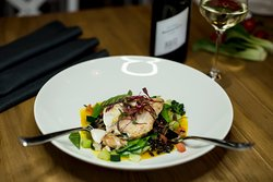 We love to cook great meals served with wine :)