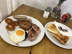 Very nice for breakfast!
