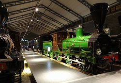 The Finnish Railway Museum