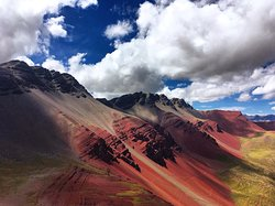A 5000 mslm i colori della natura lasciano senza fiato🌈