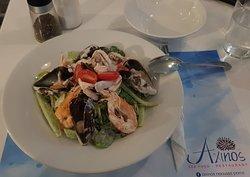 Best seafood salad!