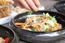 Vegetarian Asian Wok