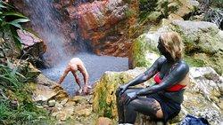 Sapphire Falls & Jungle Spa Hike