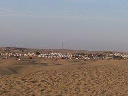 Un désert sur-peuplé