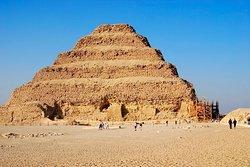 Pyramiden von Sakkara