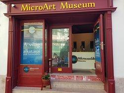 MicroArt - MikroCsodák Múzeuma