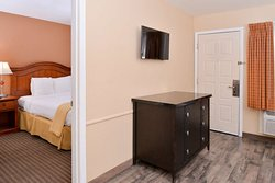 Hotel Guestroom Suite