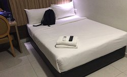 My first trip to abroad with Easy Hotel